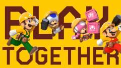 Super Mario Maker 2 - mégsem csak idegenekkel játszhatunk kép