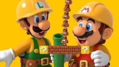 Super Mario Maker 2 - már most több mint 2 millió pálya készült kép