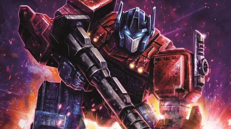 Hamarosan indul a Netflix-féle Transformers sorozat, itt az utolsó, magyar feliratos előzetes bevezetőkép