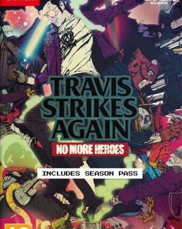 Travis Strikes Again: No More Heroes kép