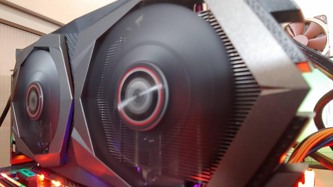 Turing a népnek: MSI GeForce GTX 1660 Ti teszt kép