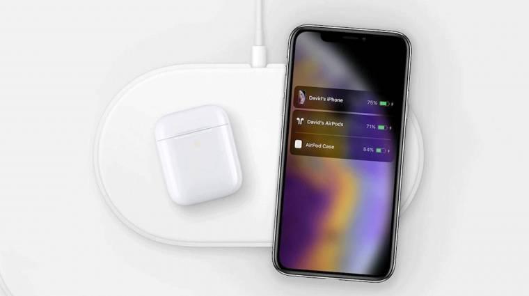 Kiszivárgott fotón az Apple AirPower töltője: talán végre kiadják kép