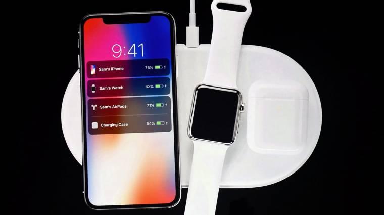 Mégis érkezhet az Apple AirPower vezeték nélküli töltőpad kép