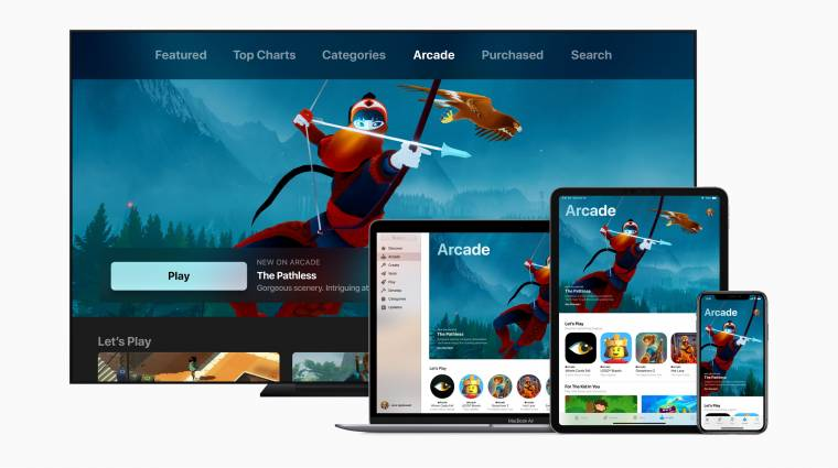 Apple Arcade - ezt tudja az Apple előfizetéses játékos szolgáltatása bevezetőkép