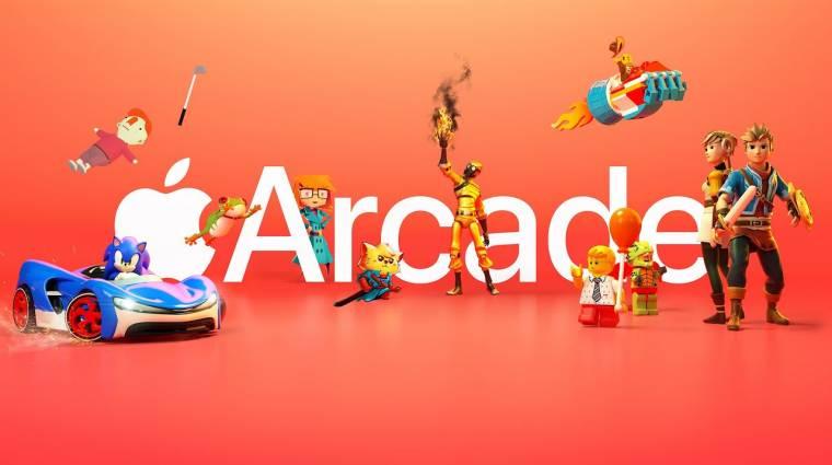 Komoly bővítésen esett át az Apple Arcade bevezetőkép