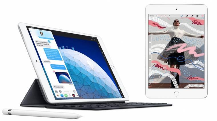 Már előrendelhető az új iPad Air és iPad Mini kép