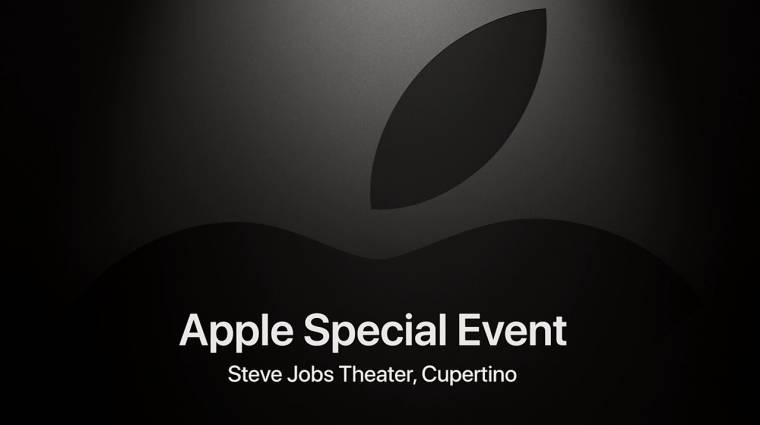 Apple: új tévés app, streaming, bankkártya és játék-előfizetés érkezik kép