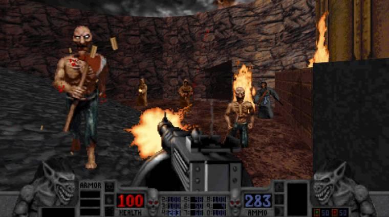 Blood Remaster - már áprilisban megjelenhet a klasszikus shooter új verziója bevezetőkép