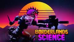Az Agymenők sztárja kér arra, hogy a Borderlands 3 új minijátékával segítsd a tudományt kép