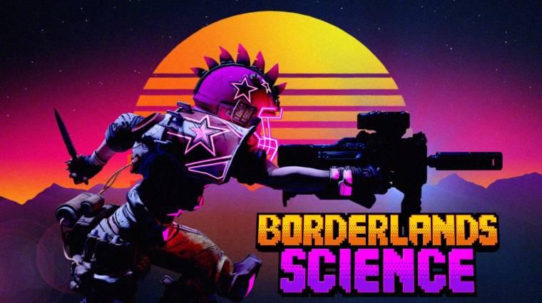 Az Agymenők sztárja kér arra, hogy a Borderlands 3 új minijátékával segítsd a tudományt bevezetőkép