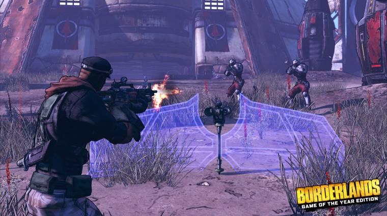 Borderlands: Game of the Year Edition - felújítva tér vissza az első rész bevezetőkép