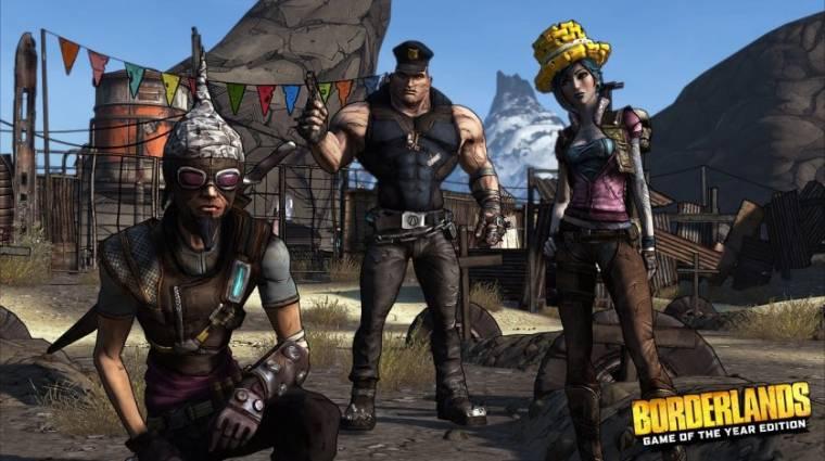 Borderlands: Game of the Year Edition - csak konzolokon játszhatunk osztott képernyővel bevezetőkép