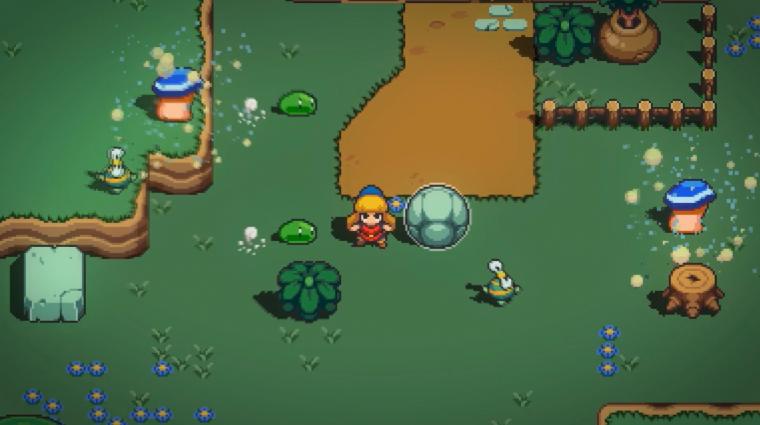 Cadence of Hyrule - vadonatúj játék születik a The Legend of Zelda és a Crypt of the NecroDancer keresztezéséből bevezetőkép