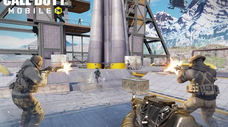 Elképesztő bevételt termel a Call of Duty: Mobile bevezetőkép