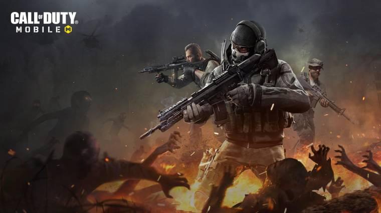 A Call of Duty: Mobile lett az év androidos játéka bevezetőkép