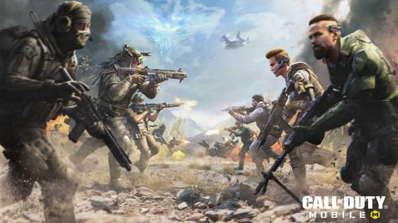 Call of Duty: Mobile infódoboz