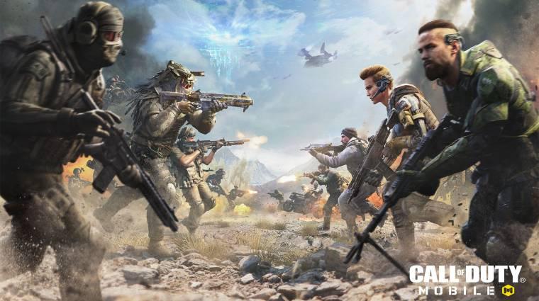 A Call of Duty: Warzone mobilokra is megérkezhet bevezetőkép