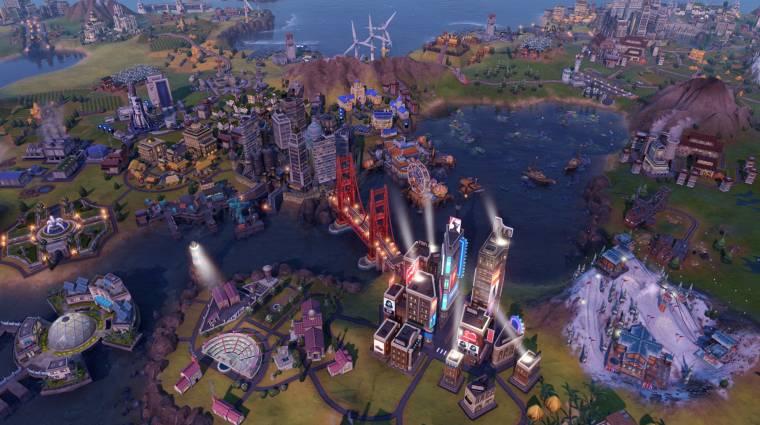 Civilization VI - még december előtt megkezdődhet a hódítás PlayStation 4-en és Xbox One-on is bevezetőkép