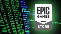 Adatlopással vádolják az Epic Games Store-t, de miről is van szó? kép