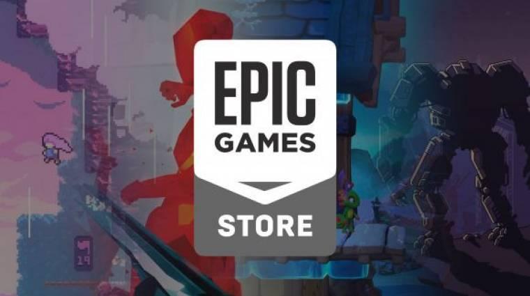 Egy elég nagy játék lesz az Epic Games Store következő ingyenes mókája bevezetőkép