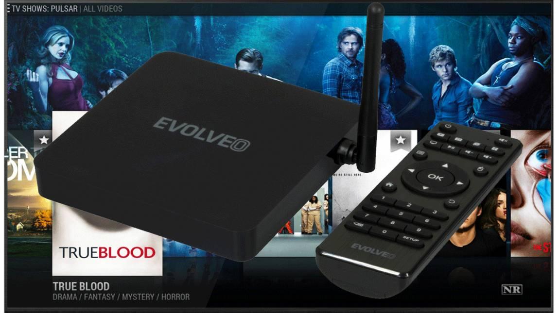 Android a butatévén: Evolveo Multimedia Box M8 gyorsteszt kép