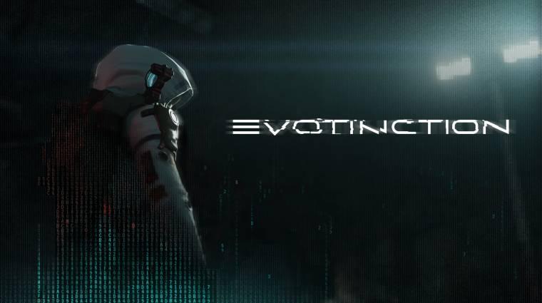 Evotinction - hackelős-lopakodós játék érkezik bevezetőkép