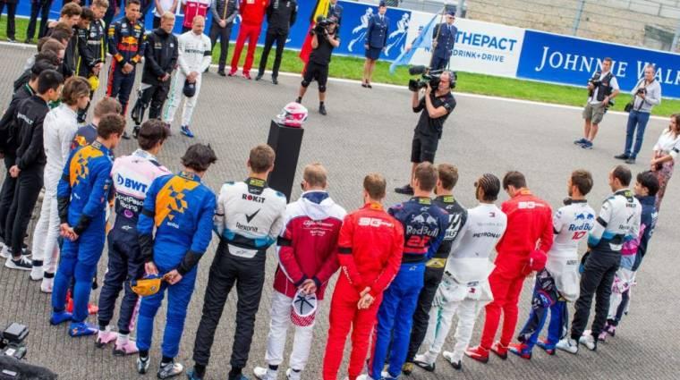 F1 2019 - a Formula 2-es tragédia a fejlesztőket nehéz döntés elé állította bevezetőkép