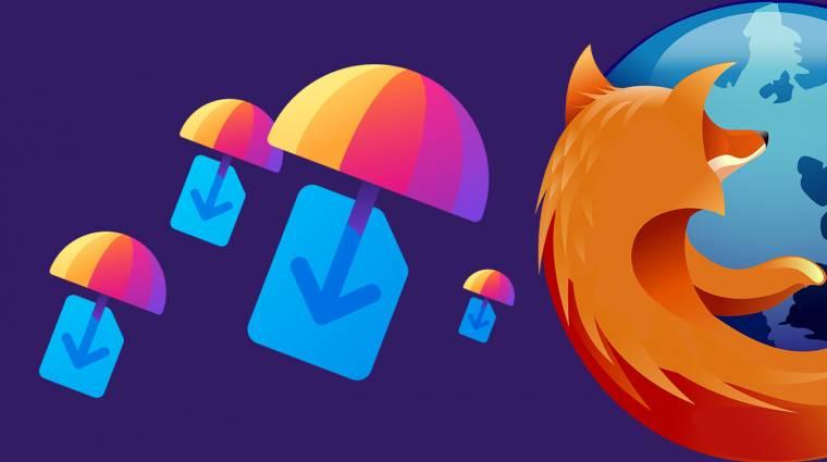 Megérkezett a Mozilla önmegsemmisítő fájlküldője kép