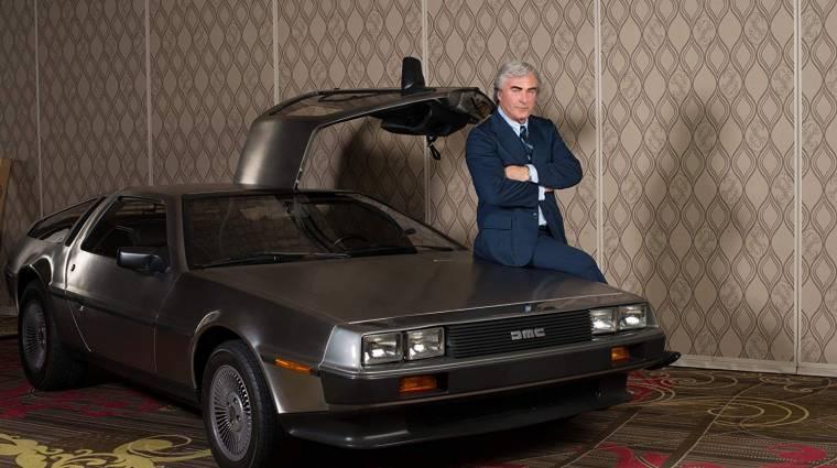 Framing John DeLorean - előzetesen a legenda mögötti férfi élete kép