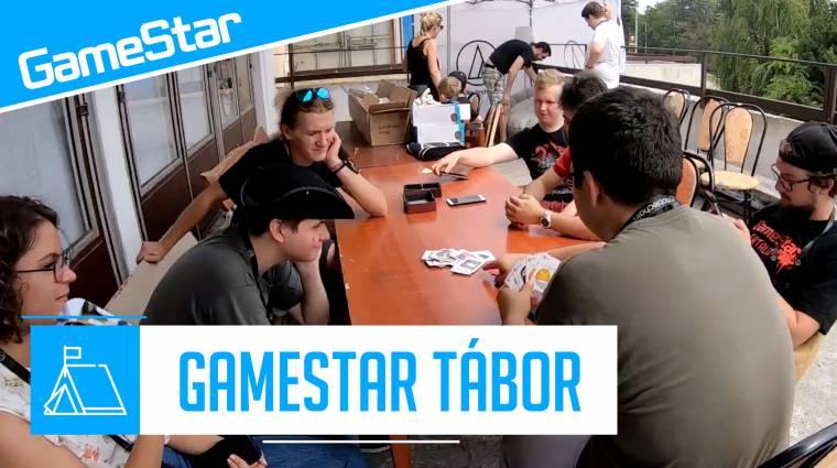 GameStar tábor 2019 1. nap - elindult a nyár legjobb hete! bevezetőkép