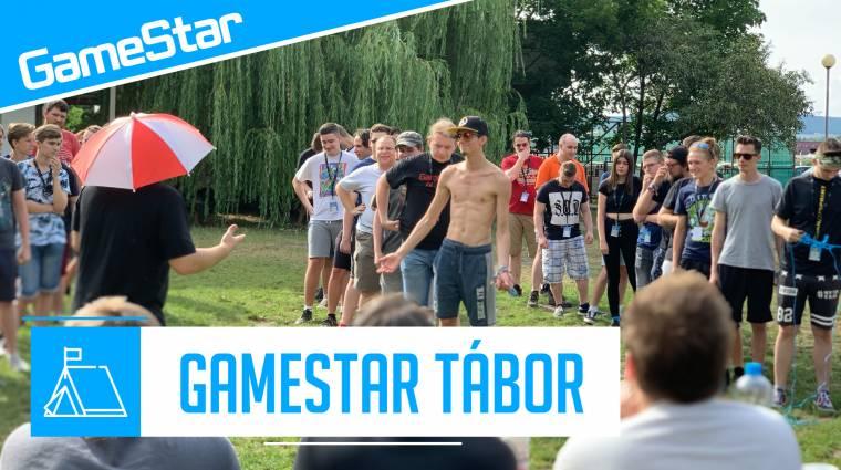 GameStar tábor 2019 2. nap - amikor mindenkit beterített a liszt bevezetőkép