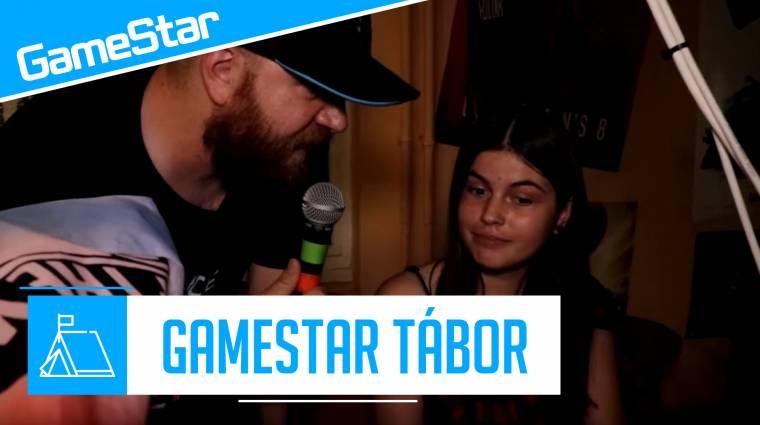 GameStar tábor 2019 3. nap - még a borsófőzeléket is überelik a tábor versenyei bevezetőkép