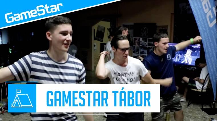 GameStar tábor 2019 4. nap - tánc, Tekken, Trackmania bevezetőkép