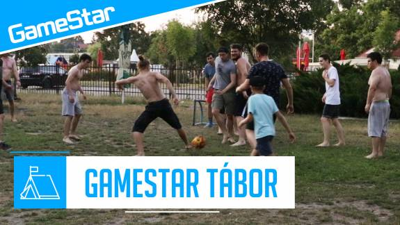 GameStar tábor 2019 5. nap - az El Clásicót is inasba rakta a tábor focigálája kép