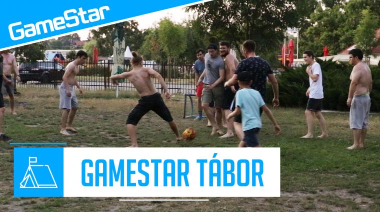 GameStar tábor 2019 5. nap - az El Clásicót is inasba rakta a tábor focigálája bevezetőkép