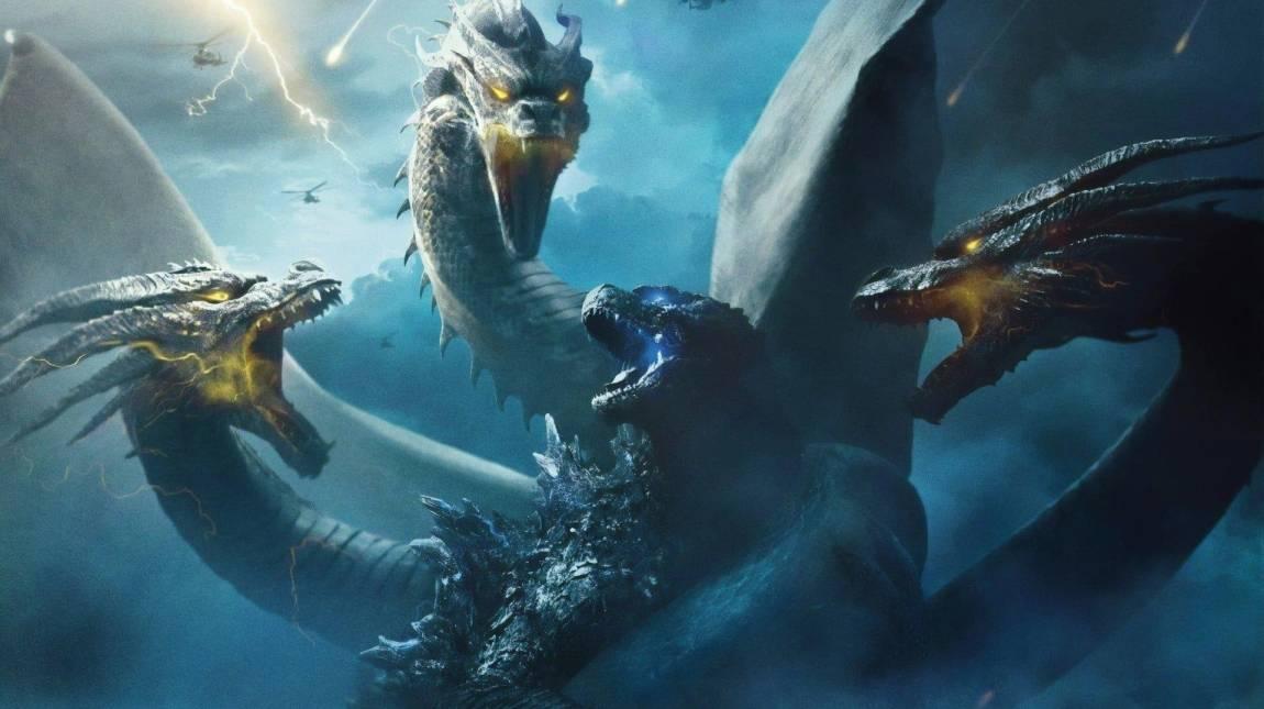 Godzilla II: A szörnyek királya - Kritika kép