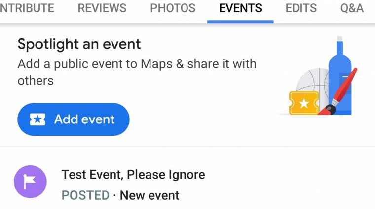 Nemsokára bulit is szervezhetsz a Google Térképen kép