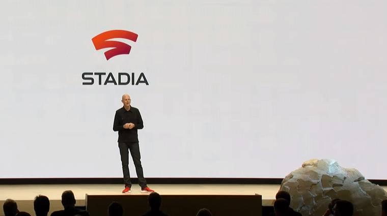 Stadia: itt vannak a Google játék-streamingjének részletei kép