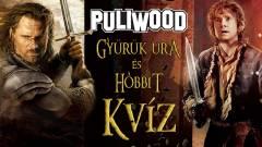 Ilyen volt a Puliwood első Gyűrűk ura + Hobbit kvíze kép
