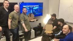 A Halo: TMCC PC-s bejelentése miatt annyi pizzát kapott a fejlesztőcsapat, hogy nem tudtak mit kezdeni vele kép