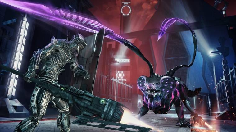 Húzd be ezt az ingyenes játékot, ha szereted a Dark Soulst és a sci-fit! bevezetőkép