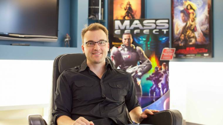 Új fejlesztőcsapatot vezet a BioWare egyik korábbi kulcsfigurája bevezetőkép