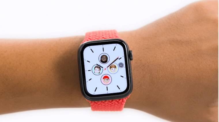 Hamarosan gesztusokkal vagy a tekintetünkkel is vezérelhetjük az Apple kütyüit kép