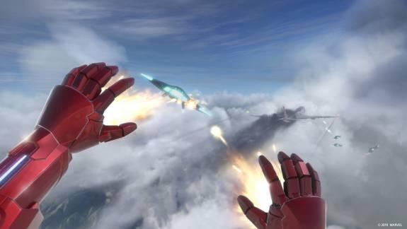Megvan az Iron Man VR megjelenési dátuma kép