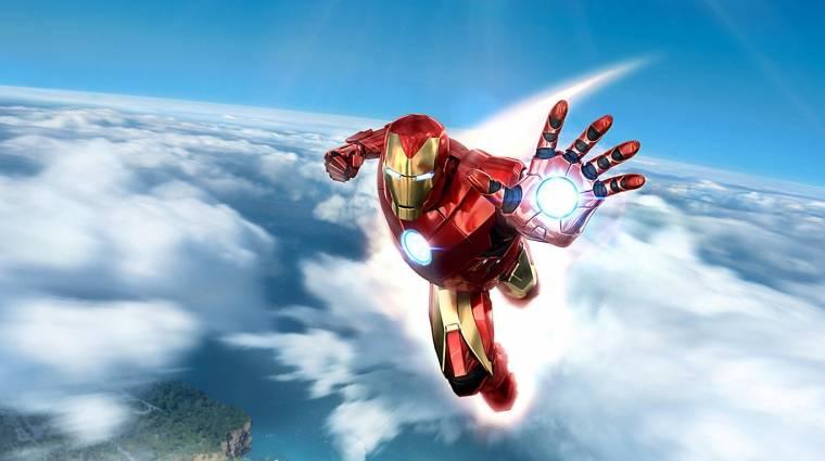 Csúszni fog a Marvel's Iron Man VR megjelenése bevezetőkép
