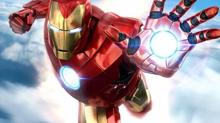 Nem éppen kisgyerekeknek készül a Marvel's Iron Man VR bevezetőkép