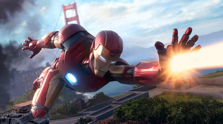 Már tölthető az Iron Man VR demója bevezetőkép