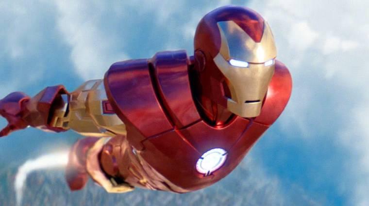 Új videóval pillanthatunk a Marvel's Iron Man VR kulisszái mögé bevezetőkép
