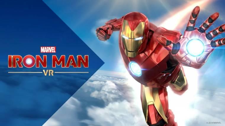 Kiderült a Marvel's Iron Man VR hossza, nem fogunk unatkozni bevezetőkép
