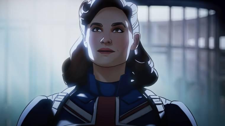 Előzetesen a Marvel alternatív eseményeket mutató animációs sorozata, a What if...? bevezetőkép